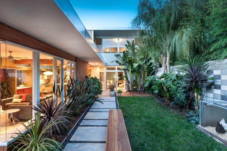 Projetos de casas pequenas e modernas