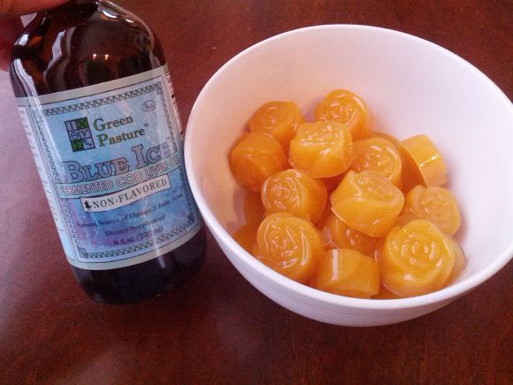 green pasture fermented cod liver oil gummies