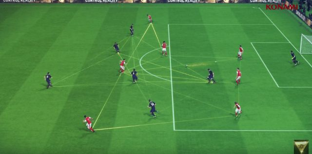 Konami release PES 2017 teaser trailer featuring Arsenal and Atletico (Video)