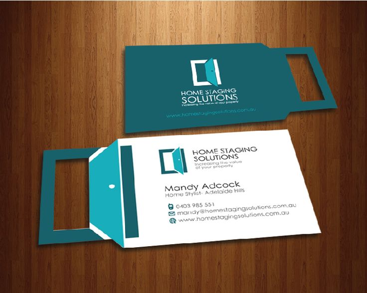 The 14 best home staging logos images on pinterest role play logo business card by gobrayrosse colourmoves
