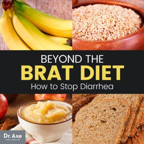 BRAT diet - Dr. Axe