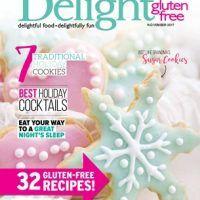 Delight Gluten Free – January 2018: PDF, Magazines, topcookbox.com