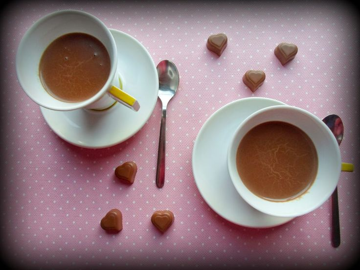 Hot Chocolate # Chocolate Quente