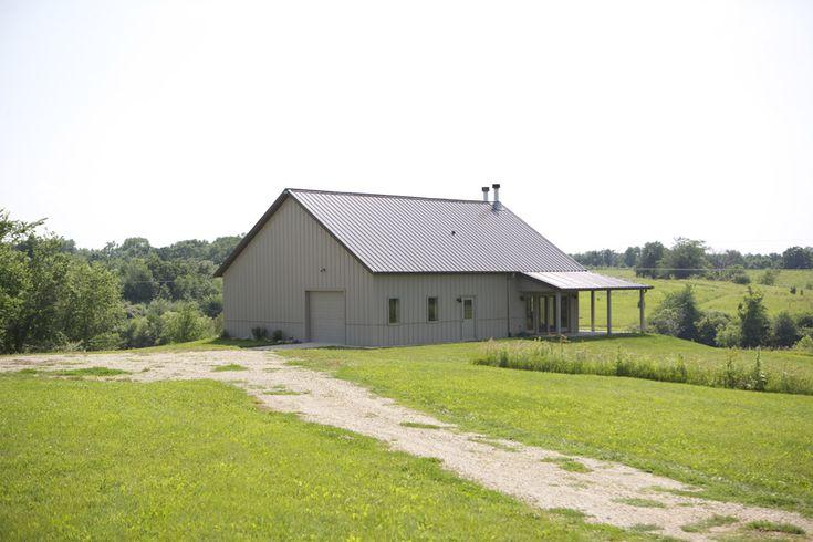 1000 ideas about metal buildings on pinterest metal for Morton building cabin