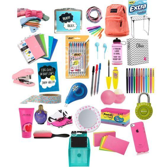 Best 25+ Middle school supplies ideas on Pinterest | High school ...