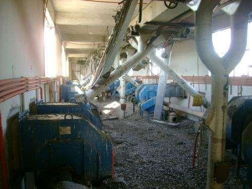 Venta de excedentes desarme planta de silos para granos