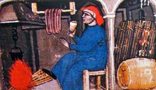 Gabinete de Curiosidades: O Vinho na Idade Média - Tour Jean Sans Peur