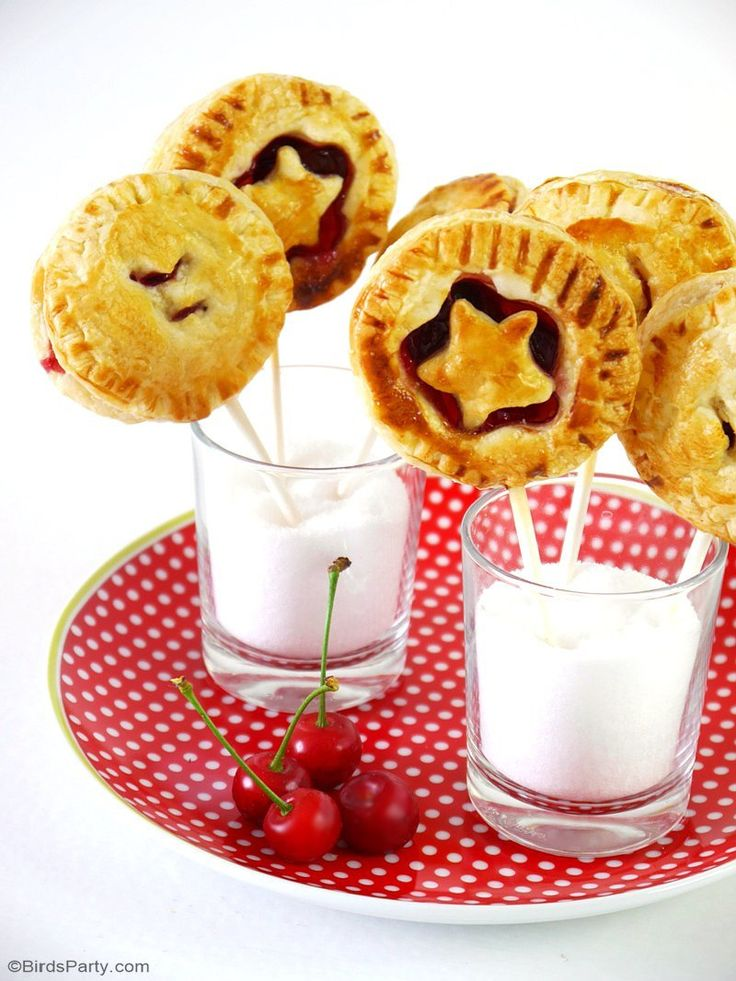 Cherry Summer Party Ideas - lots of food, recipes, DIY crafts and decorations to inspire your summer birthdays, weddings and cherry celebrations! via BirdsParty.com @birdsparty