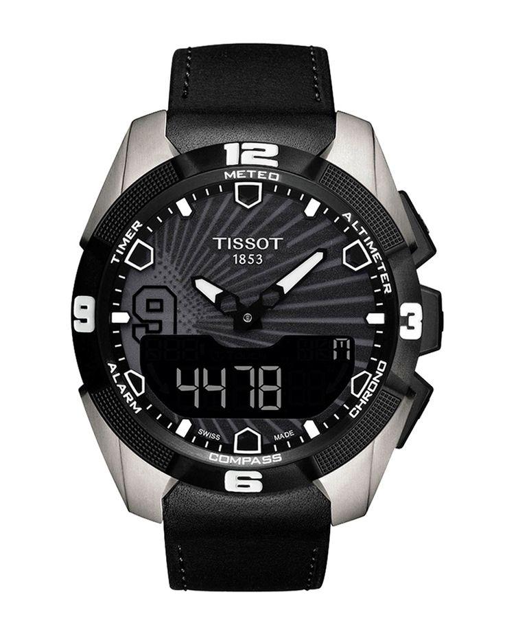 Ρολόι TISSOT T-TOUCH EXPERT SOLAR TONY PARKER T0914204606100