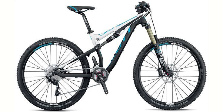 Tested: Scott Contessa Genius 710  http://www.bicycling.com/bikes-gear/2015-editors-choice/tested-scott-contessa-genius-710