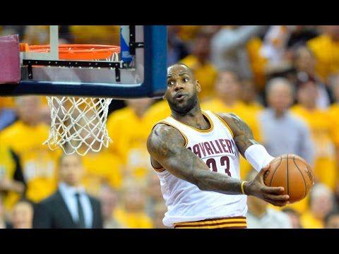 10 Most Unbelievable Lebron James Dunks   NBA