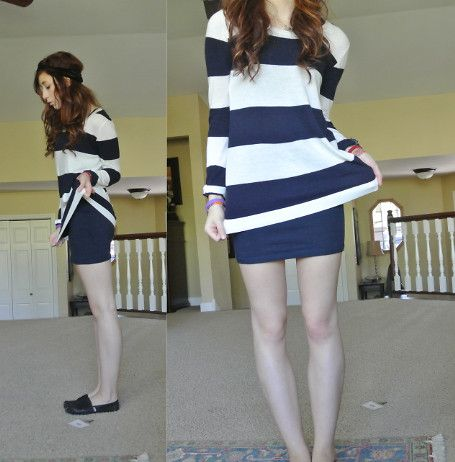 Let's sail the seven seas (by Nicole F) http://lookbook.nu/look/3385695-Let-s-sail-the-seven-seasBi Nicole, Style Boards, Outfit Ideas, 2013Tom Com, Glitter Shoes, Sea, Pencil Skirts, Glitter Tom, All