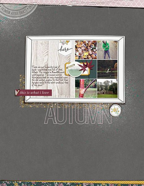 """<p>This is such an inspiring kit! I think it\'s the first time I\'ve ever scrapped photos on the same day I took them!</p><br /> <p><a href=""""https://the-lilypad.com/store/Woodridge.html"""">One Little Bird Woodridge kit</a></p><br /> <p><a href=""""../store/Woodridge-Journaling-Cards.html"""">One Little Bird Woodridge journal cards</a></p><br /> <p><a href=""""https://the-lilypad.com/store/pictures-words-no9.html"""">Paislee Press pictures + words no 9</a></p><br /> <p><a ..."""