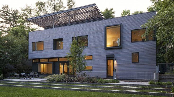 Cambridge House / Anmahian Winton Architects
