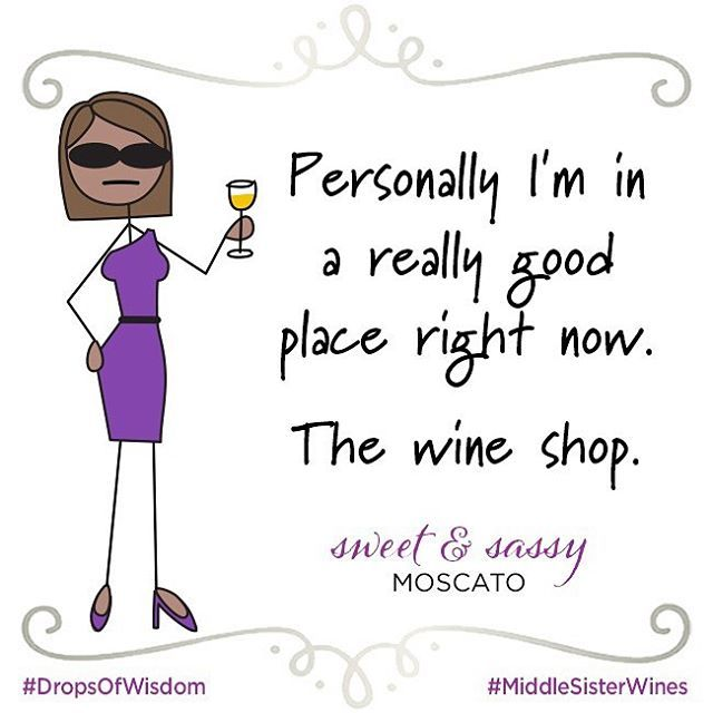 """105 Likes, 5 Comments - Rebel Red (@middlesisterwines) on Instagram: """"Personal enlightenment. #wine #middlesisterwine #dropsofwisdom Find our wines! Link in bio."""""""