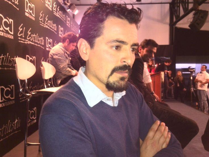 Actor Rafael Zea