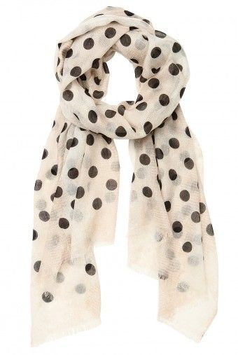 Reptile Spot Scarf - Witchery