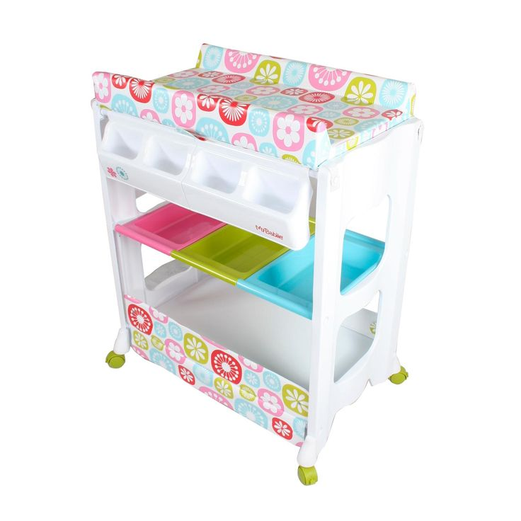 My Babiie MBCHFL Changing Unit in Floral – Next Day Delivery My Babiie MBCHFL Changing Unit in Floral from WorldStores: Everything For The Home