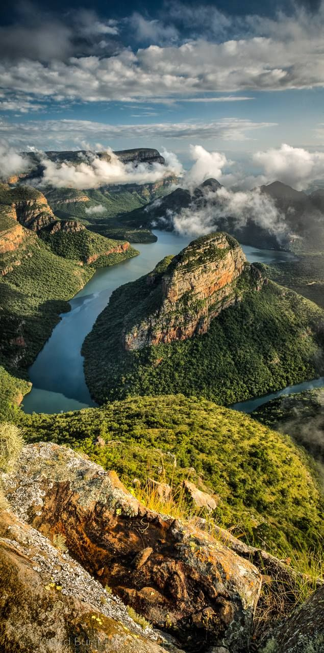 Blyde River Canyon. South Africa