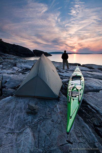 Great Lakes camping...