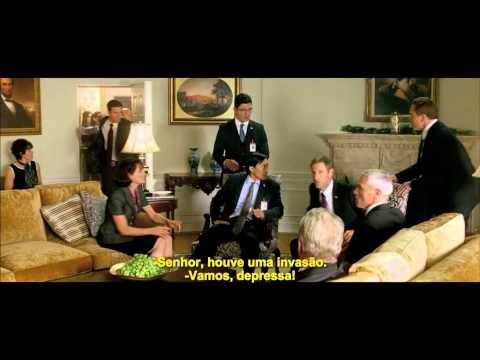 Invasão a Casa Branca - Trailer Oficial