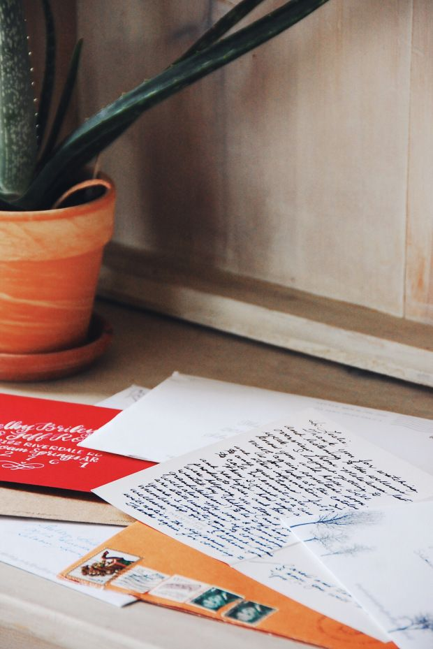 The Lost Art of Letter Writing 81