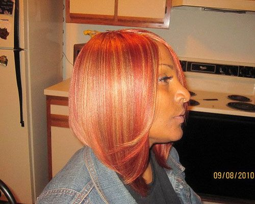 42 Best Images About Quick Weave / Sew In Hairstyles On