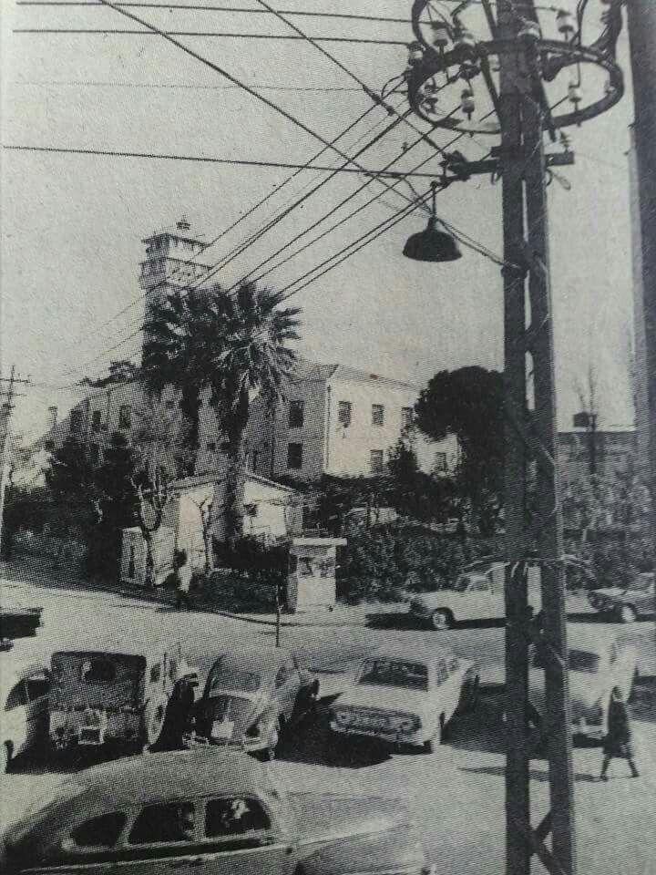 Çankaya, 1960'lı  yıllar. Kaynak: Sn.Sertaç Sezer.