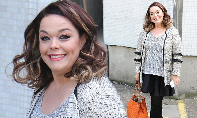 Lisa Riley shows off her incredible EIGHT stone weight-loss | Daily Mail Online