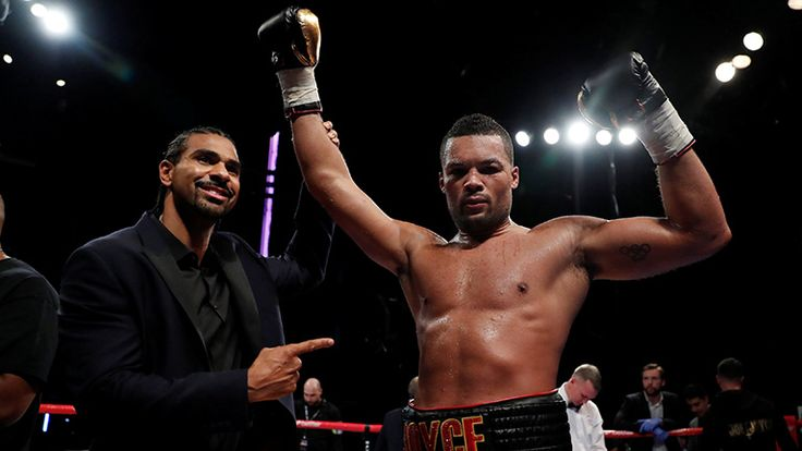 Joe Joyce still gunning for Dereck Chisora #News #JoeJoyce #allthebelts #boxing
