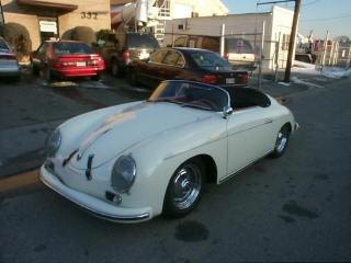 1957 , 356 Speedster