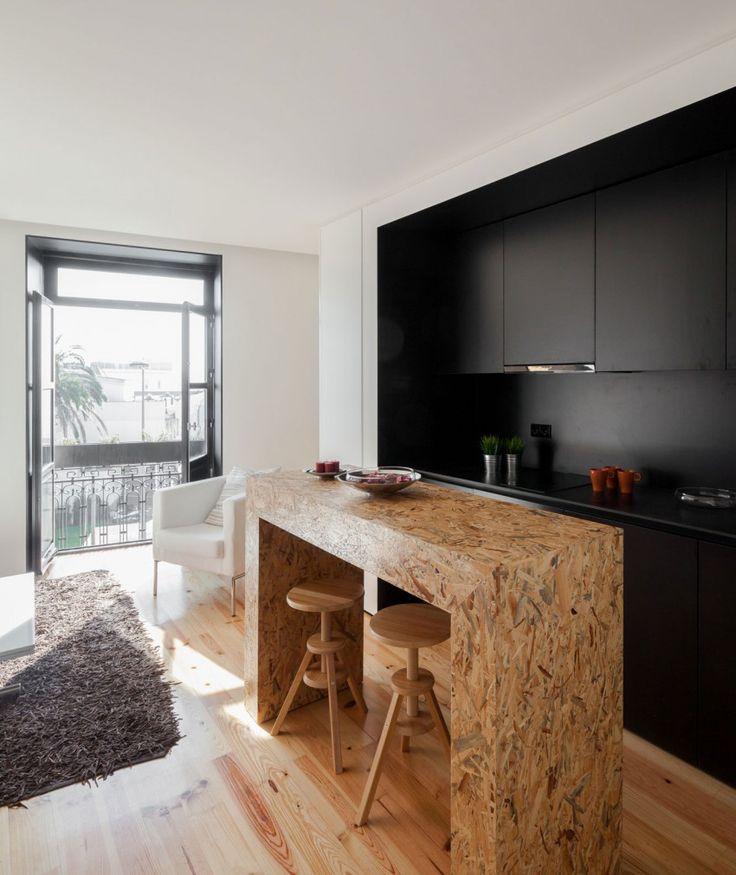 Мебель, идеи, решения. Использование OSB в интерьере - Стильный дом