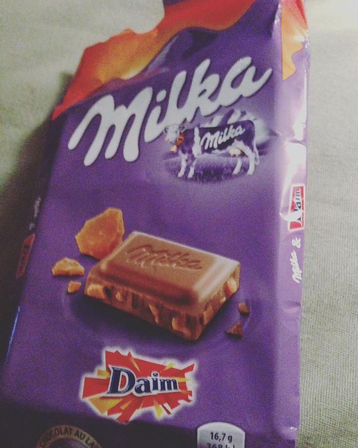 Damn you #milka this one hit home tasted like skor bits & will cost me a an extra bit on the treadmill #soworthit #chocolate #yummy #whatcanisay #instagood #foodie #skor #caramel #igersfrance #oops