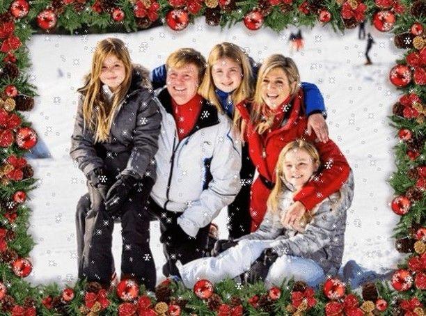Как королевские семьи Европы встречали Рождество - Новости - Дети Mail.Ru