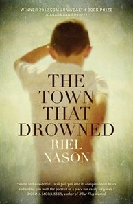Set in the 1960s, The Town That Drowned evokes the awkwardness of childhood, the thrill of first love, and the importance of having a place to call home.   Award-winning writer Riel Nason's keen insights into human nature and the depth of human attachment to place make this a perfect book club read.