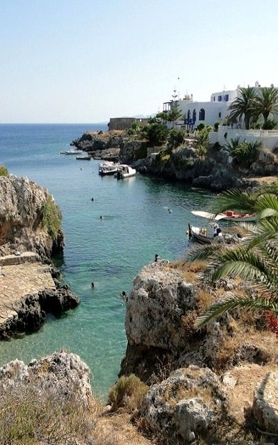 Avlemonas, Kythira Island, Greece | Flickr - Photo by dimitris.argyris