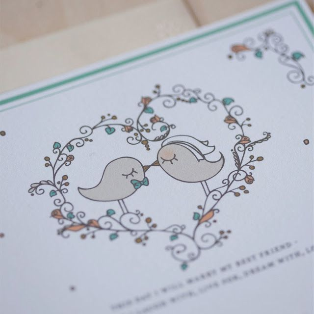 Casamento temático - Love Birds, então não pode faltar topo de bolo love birds http://www.elo7.com.br/noivinhos-passarinhos/dp/3AC3DB#nd=0