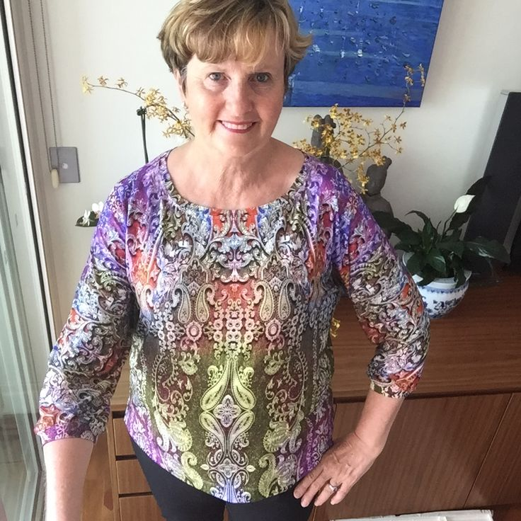 The Twist It blouse