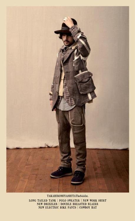 pen&planchette : Mori Boy Checklist & Guide