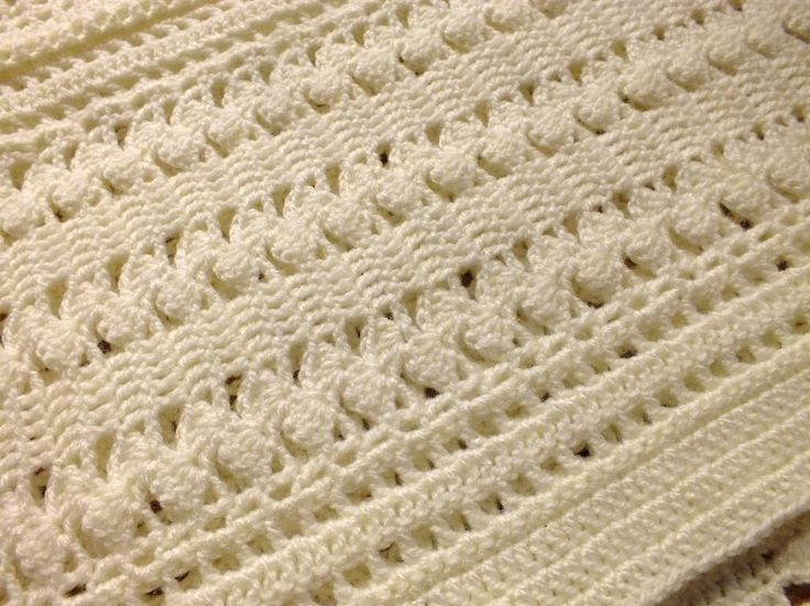 39 best crochet afghans one color images on pinterest crochet soft cream zigzag crochet baby blanket dt1010fo
