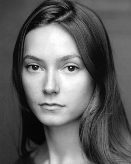 Actress headshot Lydia Wilson British