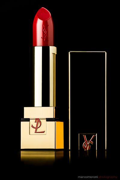 Yves Saint Laurent Lipstick (III) - Marco Moroni Photography