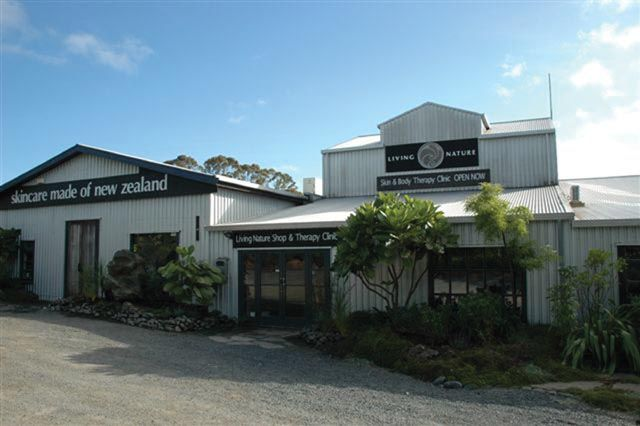 Kerikeri in New Zealand - The home of Living Nature.