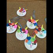 【紙皿で鬼は~外~♪】今回は1歳後期と2歳前期のお友だちと制作♡材料♡紙皿リボンセロテープのり 又は 両面テープ(月齢によって変えてます)折り紙 又は 色画用紙クーピー、カラーペン、絵の具、色鉛筆(月齢によって変えてます)
