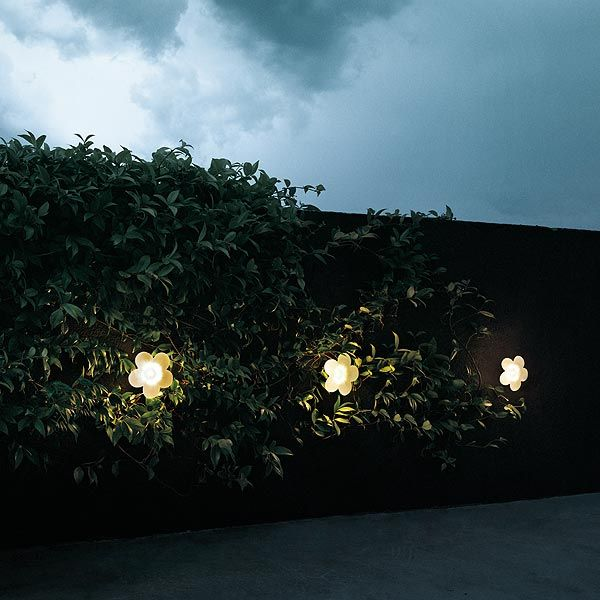 flos outdoor lighting. wallflower discover the flos outdoor lamp model lighting