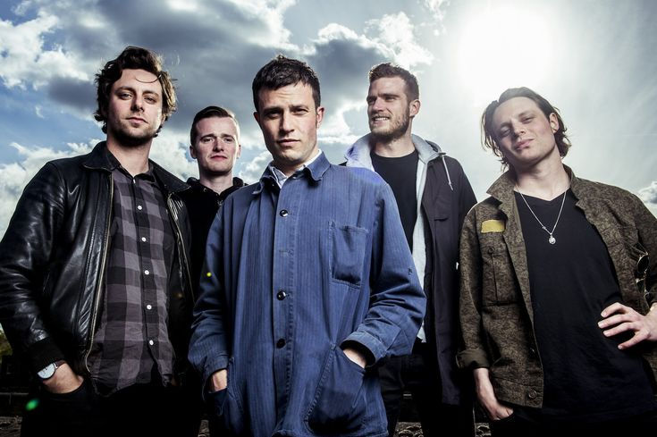 NEWS: The indie rock band, The Maccabees, have announced a fall tour, in the United States. The band will be touring in support of their new album, Marks To Prove It. You can check out the dates and details at http://digtb.us/1i5sKoq