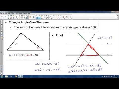 1000 Ideas About Triangle Angles On Pinterest Geometry