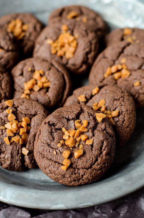 25 Days Of Christmas Cookie Exchange Cookies Toffee Cookies