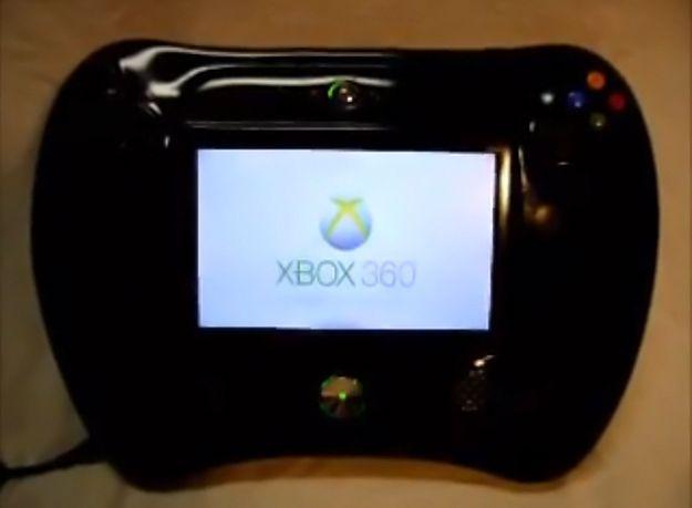 Modder Builds Incredibly Sleek Portable XBOX 360
