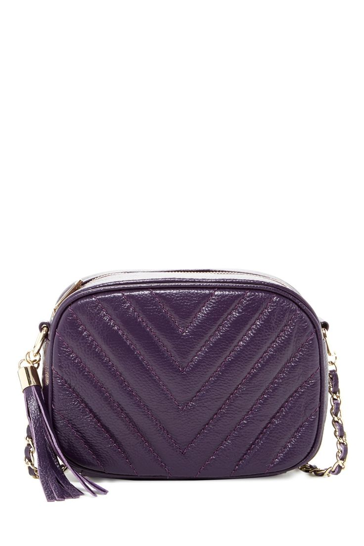 Zenith Handbags   Medium Quilt Crossbody   Nordstrom Rack $75